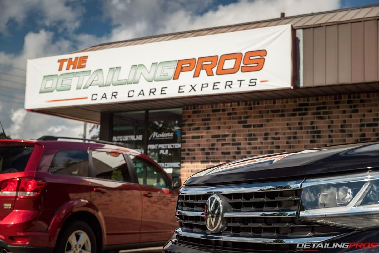 Volkswagen Atlas Paint Protection Film in Sarnia